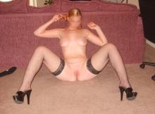 Chatte lisse - Jeune femme 30 ans