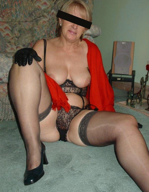 Femmes plus âgées photos pornos
