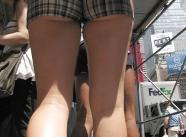 Short moulant - Tenue sexy