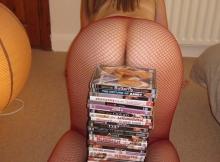 DVD porno - Nymphomane