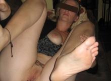 Sextoy dans l'anus - Nymphomane