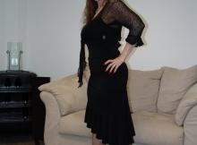 Robe de soirée - Femme coquine