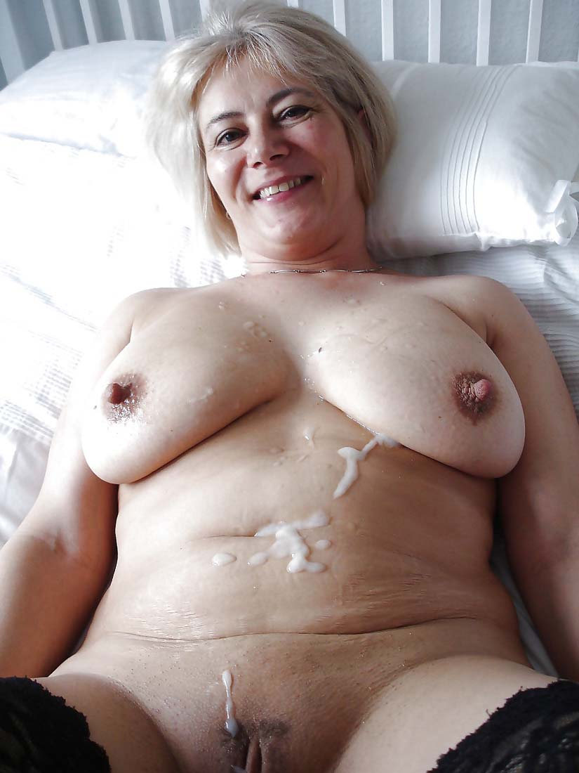 She's got Large mature nipples not love