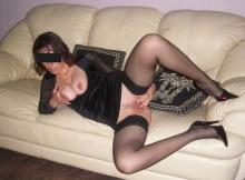 Seins nus - Femme chaude