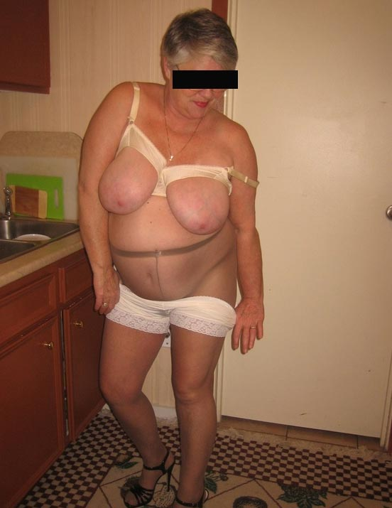 Mature wife stockings erotic