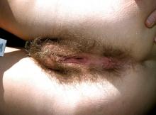 Amateur  ex-copine- Chatte poilue