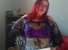 Short en jean - Femme grosse