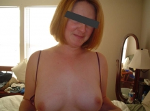 Petits seins - Rencontre rousse
