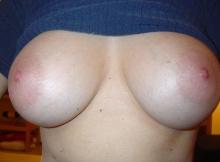 Belle poitrine - Femme mûre