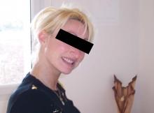 Jolie blonde coquine - Femme divorcée