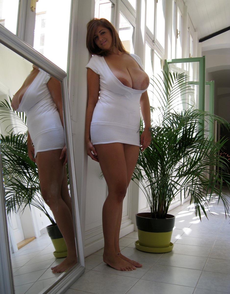 En Jupe Seins Femme Gros Sexy N8nwOXP0k