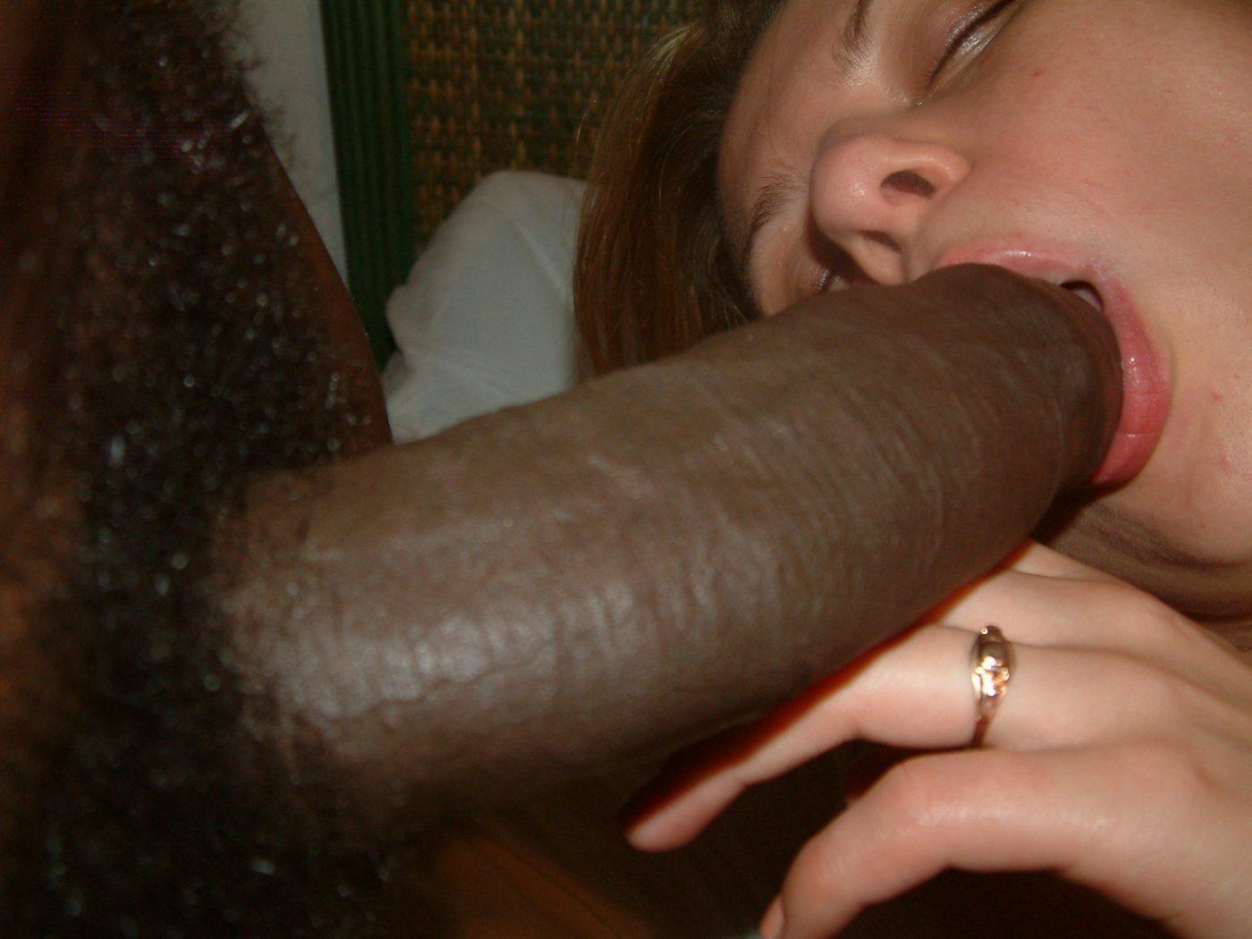 gros sexe black ma bite est enorme