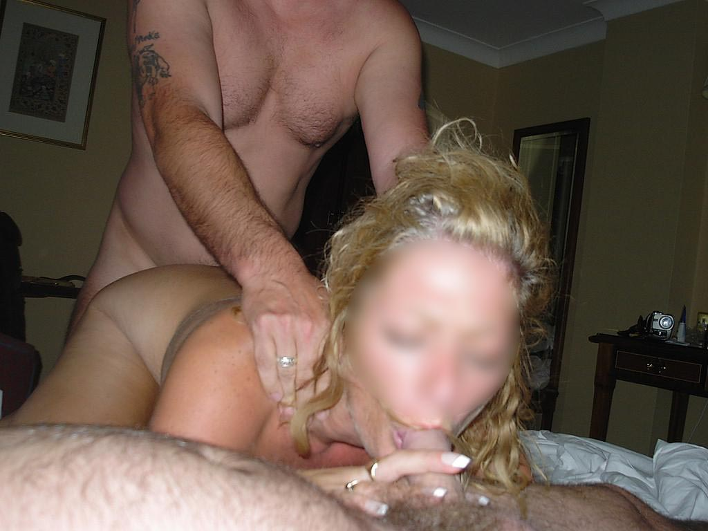 Wife takes several loads