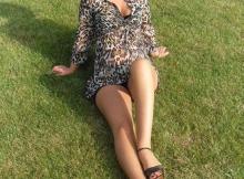Belles jambes - Femme mûre