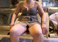 Exhibition sexe : gare de Lyon à Paris