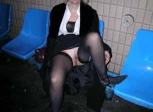 Exhibition sexe Paris : montre sa chatte dans le métro