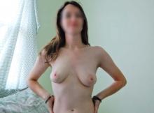 Petits seins - Femme nue