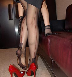 Cougar : une femme sexy