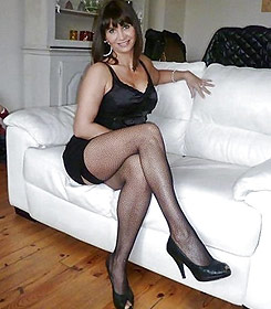 Femme cougar sexy