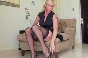 Vidéos sexy de femmes cougar