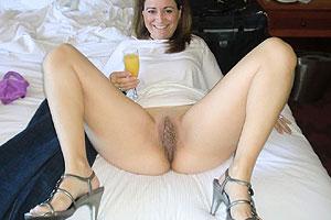 Photos de femmes en positions et lingerie sexy