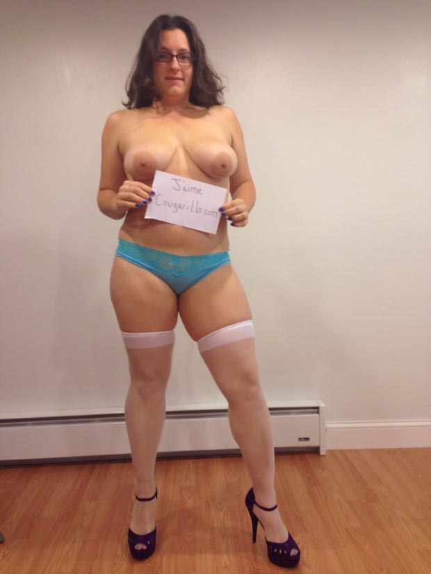 Femme ronde et sexy