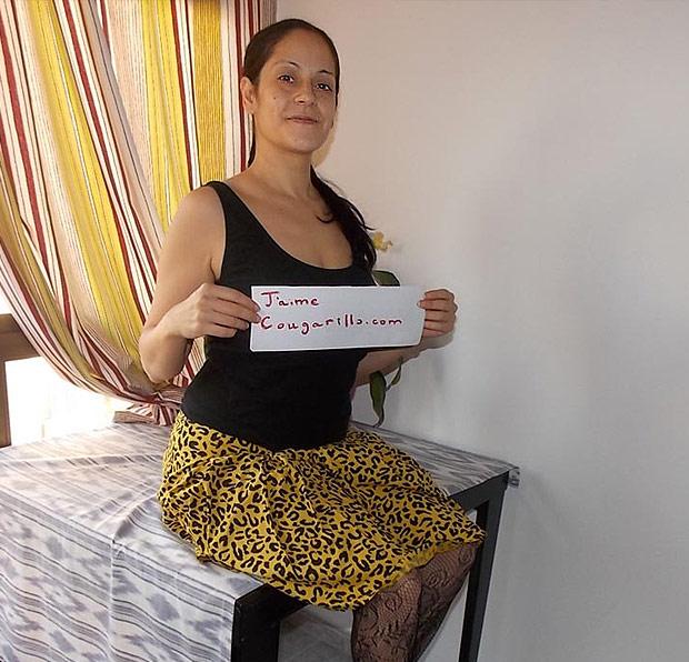 Contribution amateur beurette mature - Leila