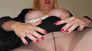 Nathalie, femme cougar sexy à Paris