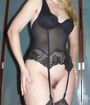 Femme cougar Nice