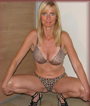 Sylvie, femme cougar Paris