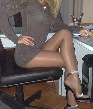 Femme discrète de Nice