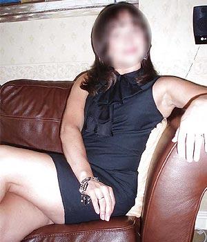 Femme cougar de Dijon (44 ans)