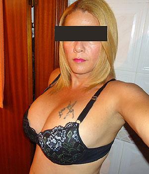 Belle femme blonde Lilloise 42 ans