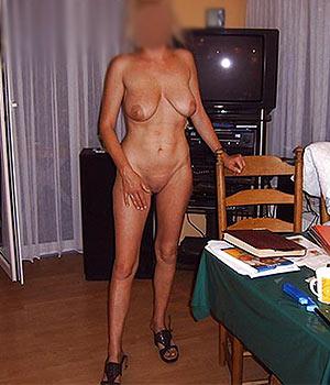 Sandra, femme de 40 ans à Dijon