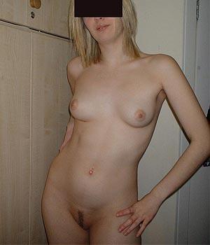 Jolie roumaine blonde de 39 ans