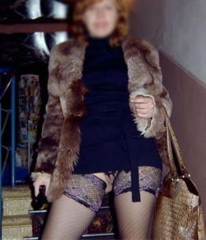 Femme exhib à Toulouse