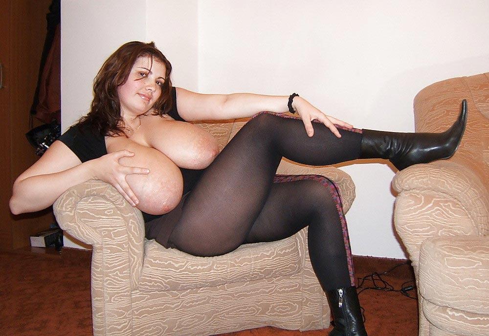Femme ronde, jolie et sexy