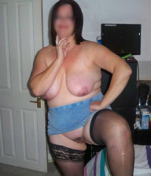 Femme ronde de Bordeaux (42 ans)