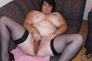 Femme ronde, mature et sympa de Lille