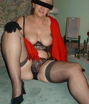 Femme retraitée à Bordeaux