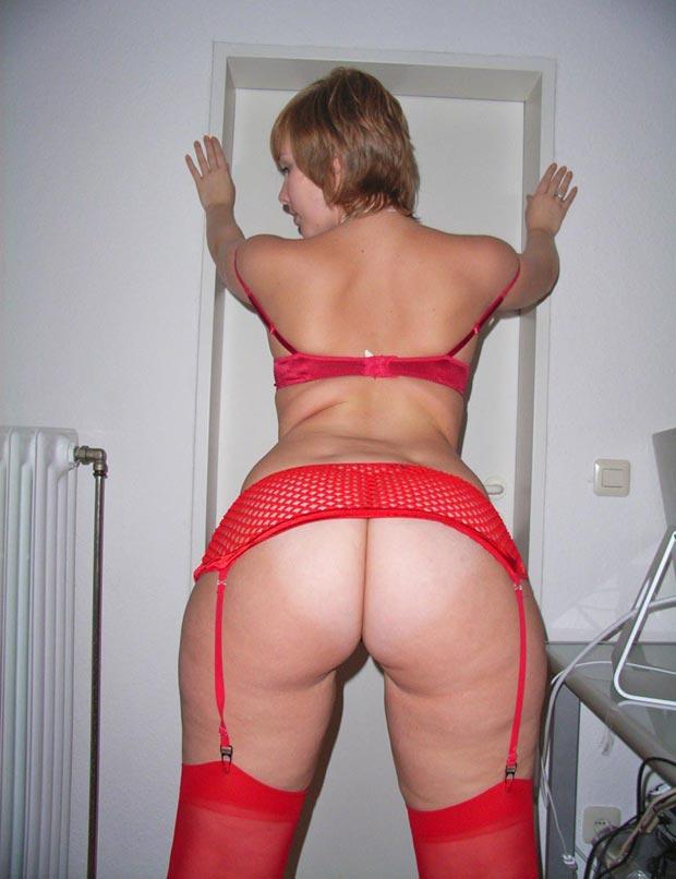 Porte Jarretelle rouge