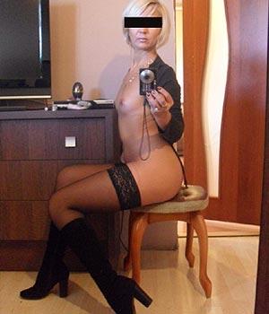 Femme cougar à Lyon