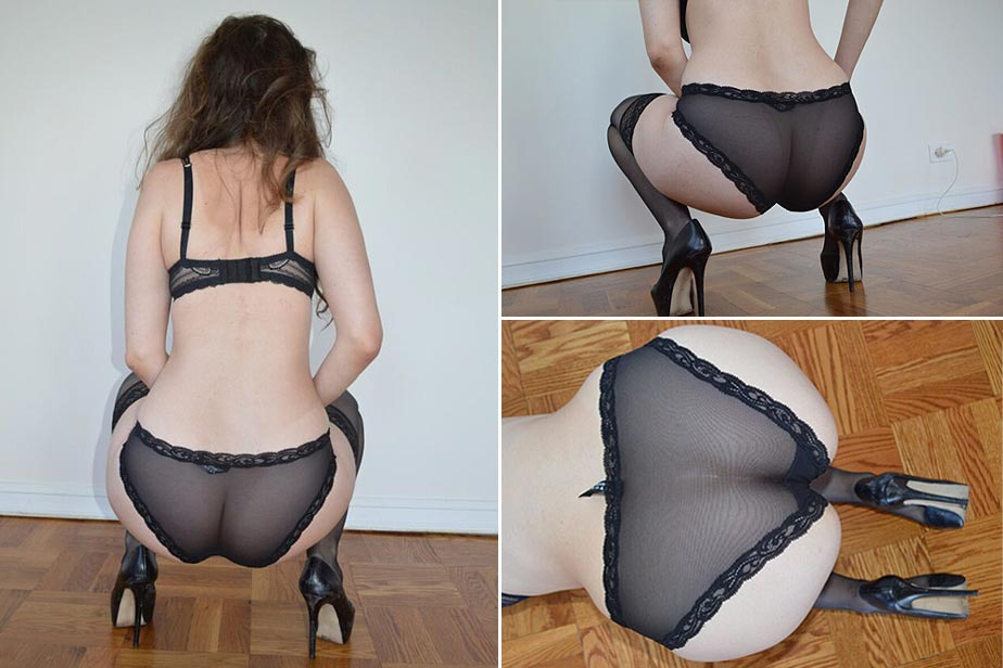 Femme infidèle (composition 3 photos)