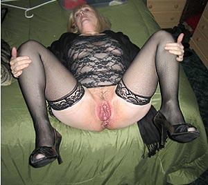 Femme offerte