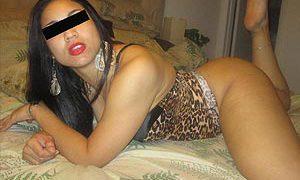 Femme asiatique pour plan cul hôtel à Lyon