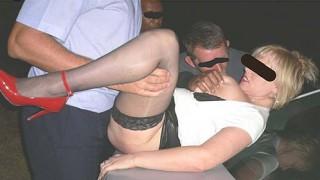 Monsieur offre Madame en plan baise