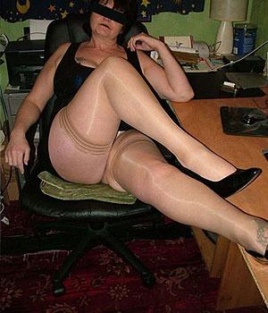 Femme mature et ronde à Lille