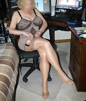 Femme mature de Rennes