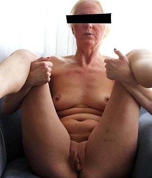 Femme mature chaude