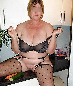 Femme mature à Angers